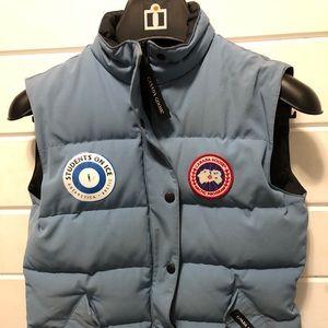 Canada Goose down filled vest